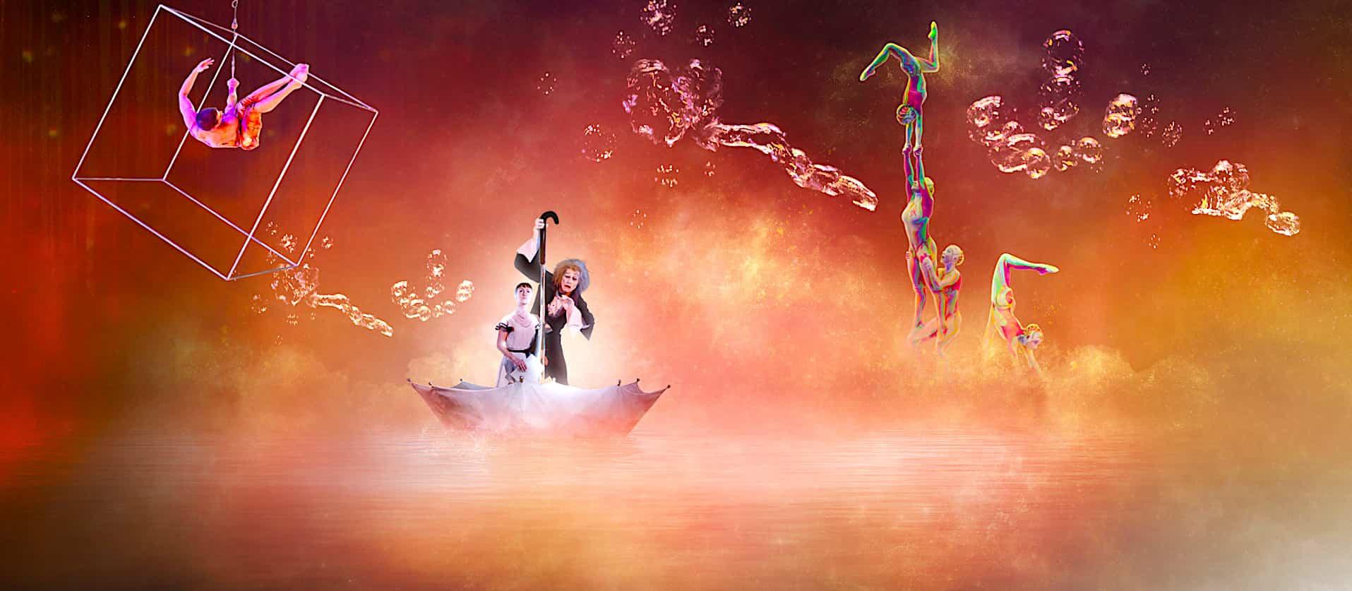 O Vegas Cirque