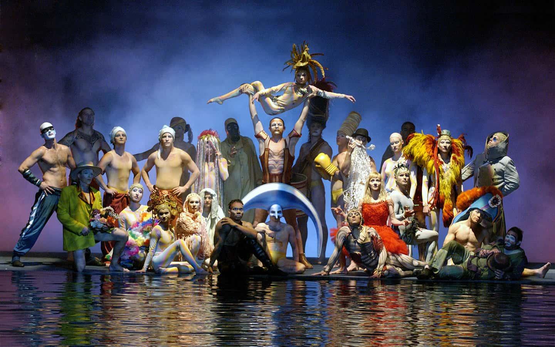 o show bellagio theater